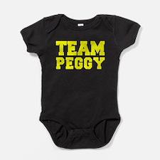 TEAM PEGGY Baby Bodysuit