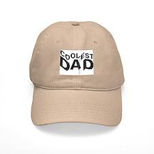 Coolest Dad Baseball Baseball Cap