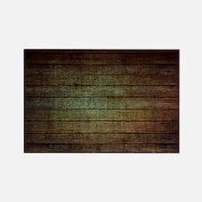 modern woodgrain country decor Magnets