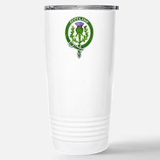 Scotland Thistle Badge Travel Mug