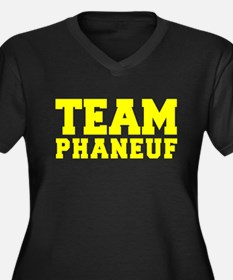 TEAM PHANEUF Plus Size T-Shirt