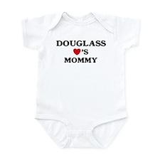 Douglass loves mommy Infant Bodysuit