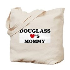 Douglass loves mommy Tote Bag
