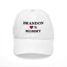 Brandon loves mommy Cap