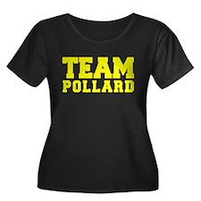 TEAM POLLARD Plus Size T-Shirt