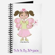 Cute Hair pie Journal