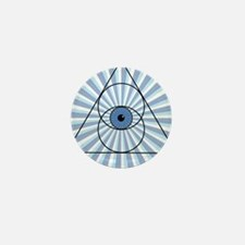 New 3rd Eye Shirt2 Mini Button