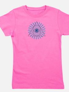 New 3rd Eye Shirt2 Girl's Tee