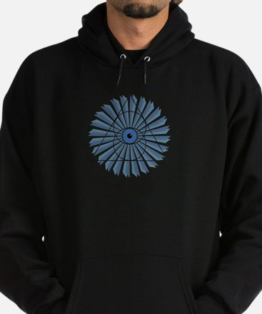 New 3rd Eye Shirt2 Hoody