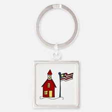 School House Keychains