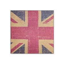British Flag London UK fashion Sticker