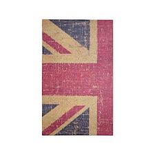 British Flag London UK fashion 3'x5' Area Rug