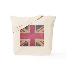 British Flag London UK fashion Tote Bag