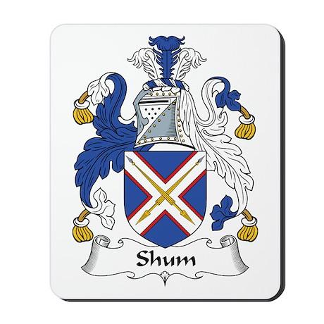 Shum Mousepad