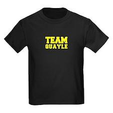 TEAM QUAYLE T-Shirt