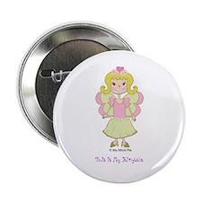 Fairy Princess Sophie Button