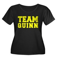 TEAM QUINN Plus Size T-Shirt