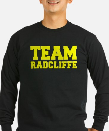 TEAM RADCLIFFE Long Sleeve T-Shirt