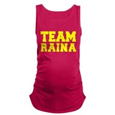 TEAM RAINA Maternity Tank Top
