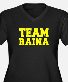 TEAM RAINA Plus Size T-Shirt