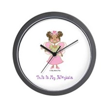 Unique African american Wall Clock