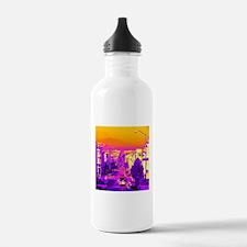 San Fracisco,wild version Water Bottle