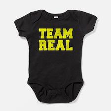 TEAM REAL Baby Bodysuit
