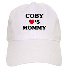 Coby loves mommy Cap