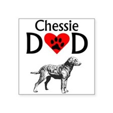 Chessie Dad Sticker