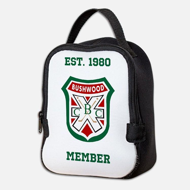 Caddyshack Bushwood Member Neoprene Lunch Bag