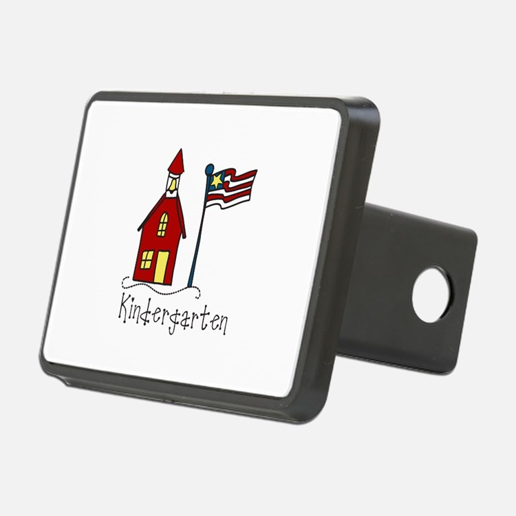 Kindergarten Hitch Cover