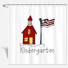 Kindergarten Shower Curtain
