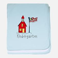 Kindergarten baby blanket
