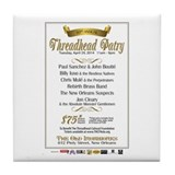 Threadhead patry Drink Coasters