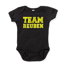 TEAM REUBEN Baby Bodysuit