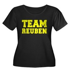 TEAM REUBEN Plus Size T-Shirt