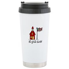 1st Grade Rocks! Travel Mug
