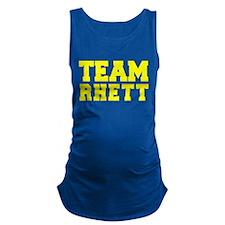 TEAM RHETT Maternity Tank Top