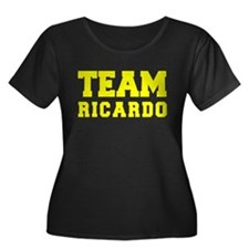 TEAM RICARDO Plus Size T-Shirt