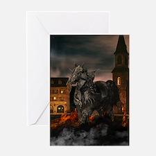 Dark Horse Greeting Cards