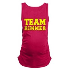 TEAM RIMMER Maternity Tank Top