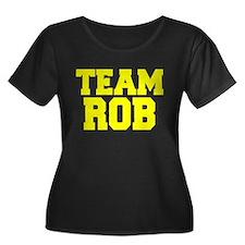TEAM ROB Plus Size T-Shirt