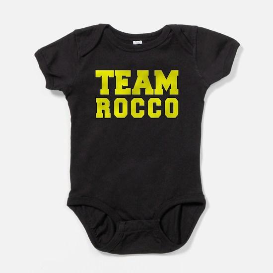 TEAM ROCCO Baby Bodysuit