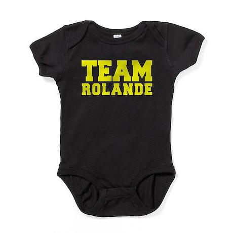 TEAM ROLANDE Baby Bodysuit