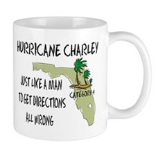Charley Wrong Directions Mug