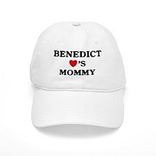 Benedict loves mommy Baseball Cap