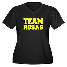 TEAM ROSAS Plus Size T-Shirt