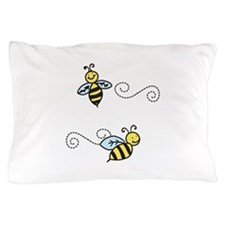 Bees Pillow Case