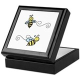 Honey bee Keepsake Boxes