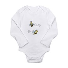 Bees Body Suit